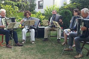 Akkordeon-Ensemble Die Cantulianer